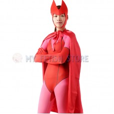 (PT015) Full Body Multi-color Lycra Spandex Pattern Bodysuit Cosplay Zentai  Suit Halloween Fancy Dress Costume