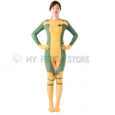 (PT017) Full Body Multi-color Lycra Spandex Pattern Bodysuit Cosplay Zentai  Suit Halloween Fancy Dress Costume