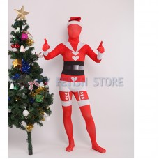 (PT003) Full Body Multi-color Lycra Spandex Pattern Bodysuit Cosplay Zentai  Suit Halloween Fancy Dress Costume