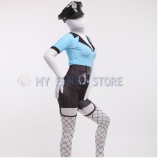 (PT007) Full Body Multi-color Lycra Spandex Pattern Bodysuit Cosplay Zentai  Suit Halloween Fancy Dress Costume